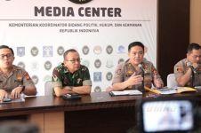 Pengakuan eksekutor kerusuhan 22 Mei dibeber polisi saat jumpa pers