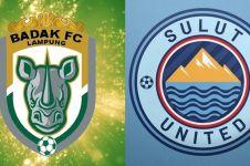 6 Logo klub sepak bola Indonesia ini mirip klub luar negeri