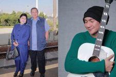 Kisah 4 seleb digandeng SBY nyanyikan lagu untuk Ani Yudhoyono