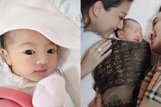 Baru lahir, 7 kado mewah Thania Putri Onsu ini bikin melongo