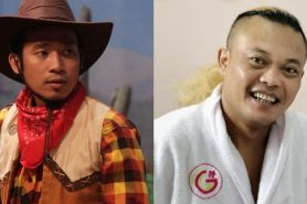Potret lawas 10 komedian Tanah Air, Denny Cagur curi perhatian