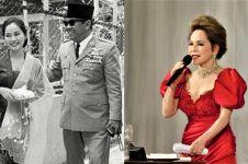 8 Potret terbaru Dewi, istri Soekarno yang eksis di usia 79 tahun