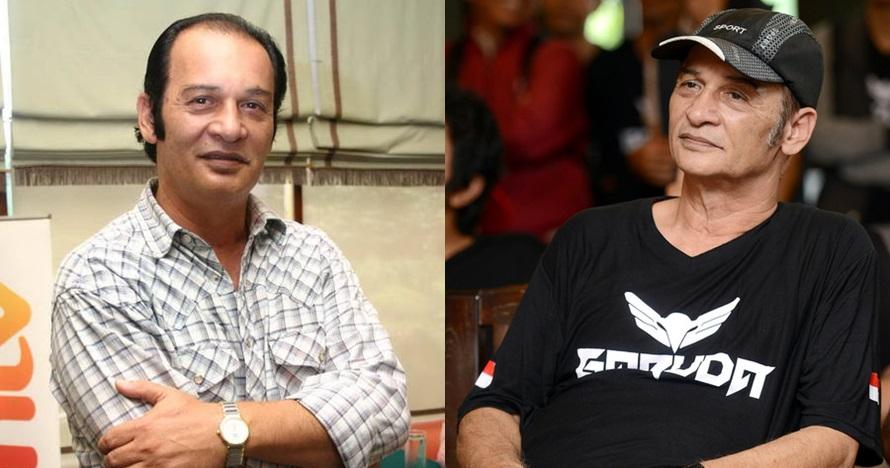 Aktor gaek Robby Sugara meninggal di usia 67 tahun
