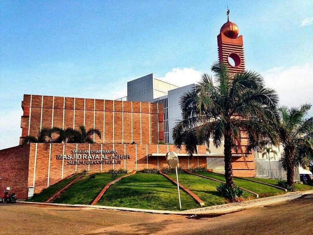 masjid ridwan kamil © 2019 brilio.net