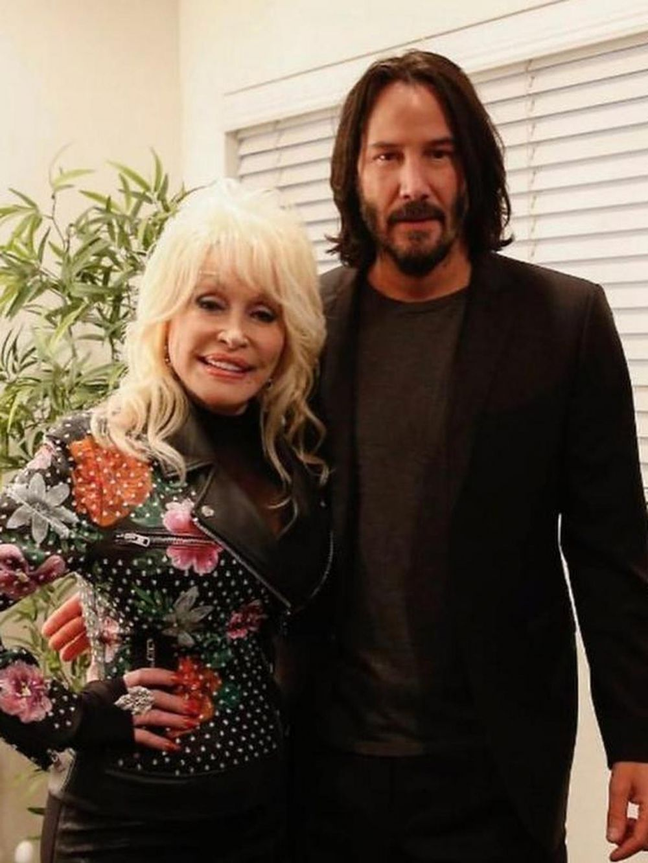 Momen Keanu Reeves tak sentuh fans istimewa