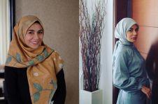 12 Potret Meisya Siregar yang kini mantap berhijab, makin memesona