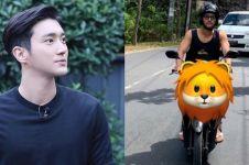 8 Momen Siwon Super Junior di Bali, penampilannya bak turis lokal