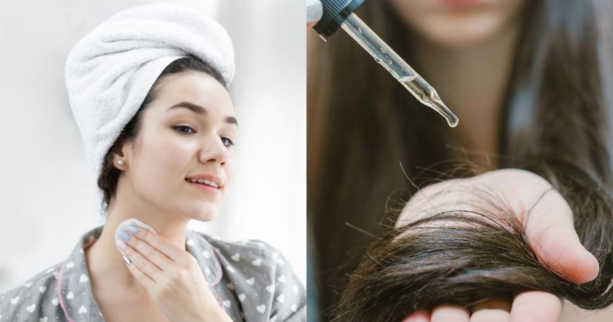 21 Cara atasi rambut kering & bercabang secara alami dan mudah