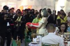 Dunk tank Thailand, game yang jadi tontonan favorit banyak turis