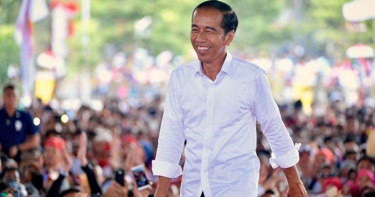 Soal rekonsiliasi dengan Prabowo, Jokowi sebut bisa sambil berkuda