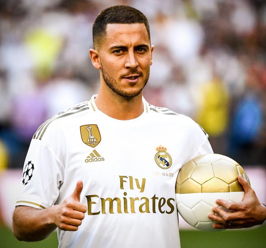 Dikenalkan Real Madrid, Eden Hazard bicara soal kans raih Ballon d'Or © 2019 brilio.net