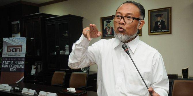Bambang Widjojanto sebut ajakan pakai baju putih langgar asas pemilu