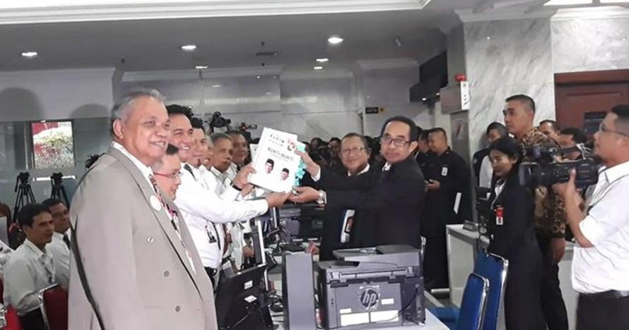 Beda perolehan suara Pilpres versi Prabowo-Sandi dan KPU di sidang MK