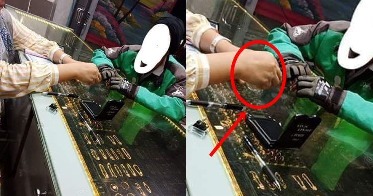 Kisah haru driver ojek online beli kado cincin modal Rp 350 ribu