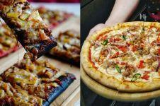 Restoran ini beri pembeli pizza gratis jika tak main HP saat makan
