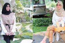 5 Item fashion Mama Amy berlibur ke Australia bernilai fantastis