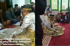 Bukti kesederhanaan, pria ini nikah dengan mahar surah Ar-Rahman