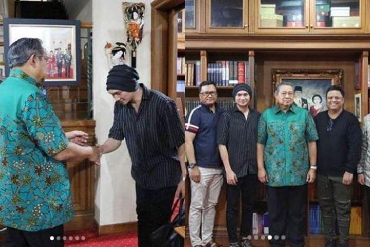 Kisah Anji diminta mengaransemen lagu persembahan SBY untuk Bu Ani