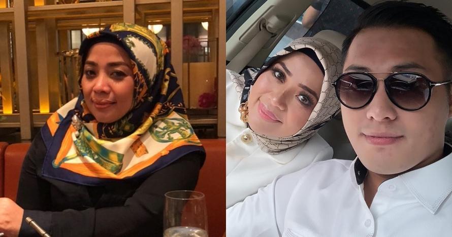 Dapat kejutan ultah, wajah Muzdalifah tanpa makeup curi perhatian