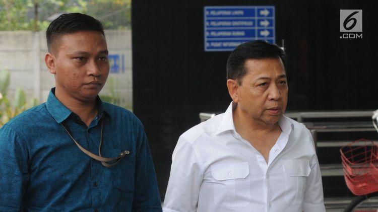 Kepergok pelesiran, Setya Novanto dipindah ke rutan khusus teroris