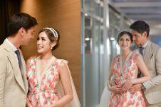 12 Potret tunangan Jessica Iskandar & Richard Kyle, romantis abis