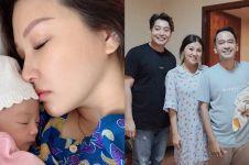 Ruben unggah foto terbaru putri kedua, mata Thania curi perhatian