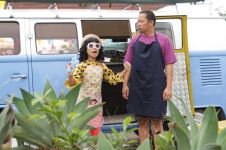 Bawakan ost film terbaru Koki Koki Cilik 2, ini kata Alifa