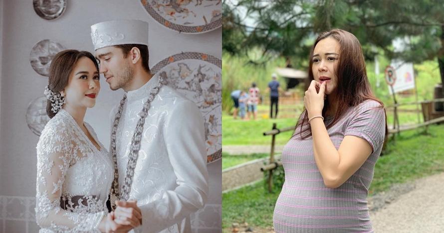 Lahirkan anak pertama, 7 momen kelahiran putri Aura Kasih