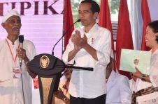Jokowi: Tidak memiliki beban dan siap ambil keputusan 'gila'