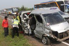 Daftar korban meninggal dan luka-luka kecelakaan bus di Tol Cipali
