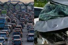 5 Kasus kecelakaan maut di Tol Cipali