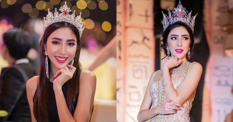 Belum terima hadiah juara Miss Grand 2018, ini curhat Nadia Purwoko