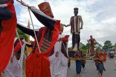 Keseruan Sigale-gale Carnival, cerita masyarakat Batak yang mengakar