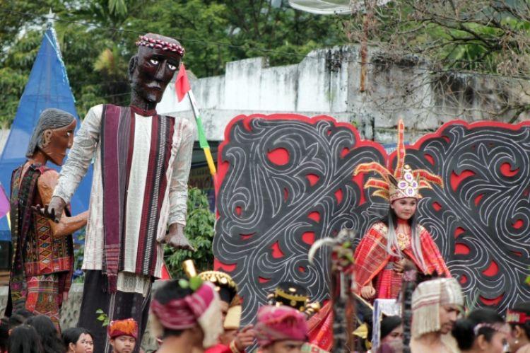 6 Fakta Sigale-gale, boneka kayu yang mengandung unsur mistis