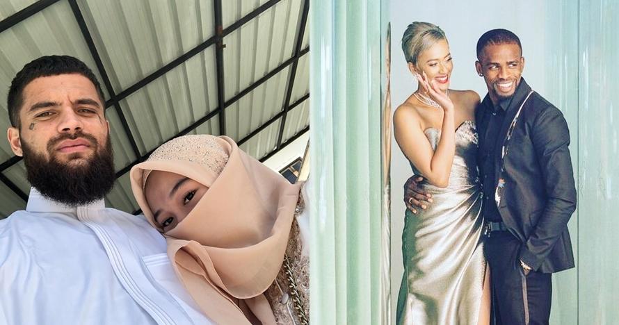6 Pemain naturalisasi timnas ini jatuh ke pelukan wanita Indonesia