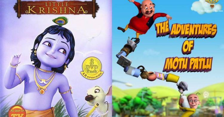 5 Film kartun terkenal di Indonesia ini buatan India