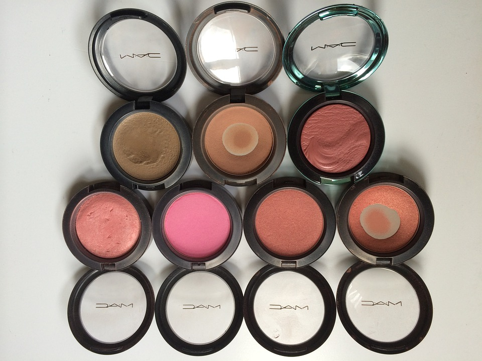 cara memakai blush on instagram