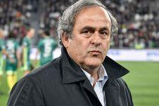 Mantan Presiden UEFA Michel Platini ditahan polisi akibat dugaan suap
