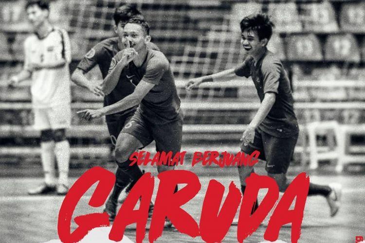Kalahkan Vietnam, Timnas Futsal U-20 Indonesia tembus semifinal