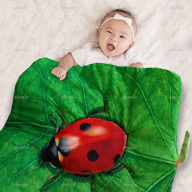 selimut bayi berbentuk antimainstream  © 2019 brilio.net