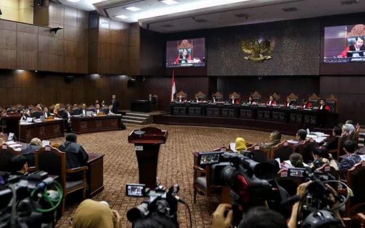 Kubu Prabowo-Sandi hadirkan 2 saksi ahli di sidang lanjutan MK