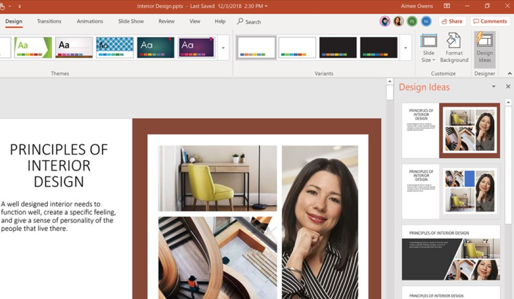 Berkat AI, Microsoft Powerpoint jadi 'pelatih' public speaking