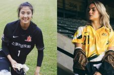 Kecantikan 9 pesepak bola di Piala Dunia Wanita ini bikin gagal fokus