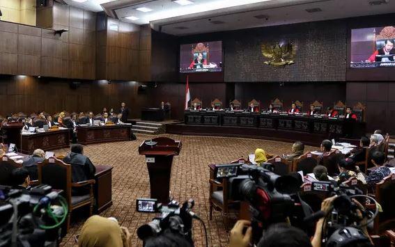 Nama Udung di sidang sengketa Pilpres bikin bingung Hakim MK