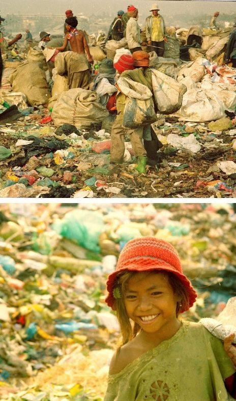 sophy ron dulu pemulung lulusan terbaik australia © Cambodian Children's Fund