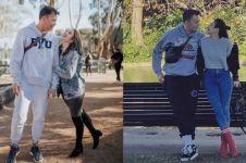 8 Potret liburan Gisella di Australia, makin lengket dengan Wijin