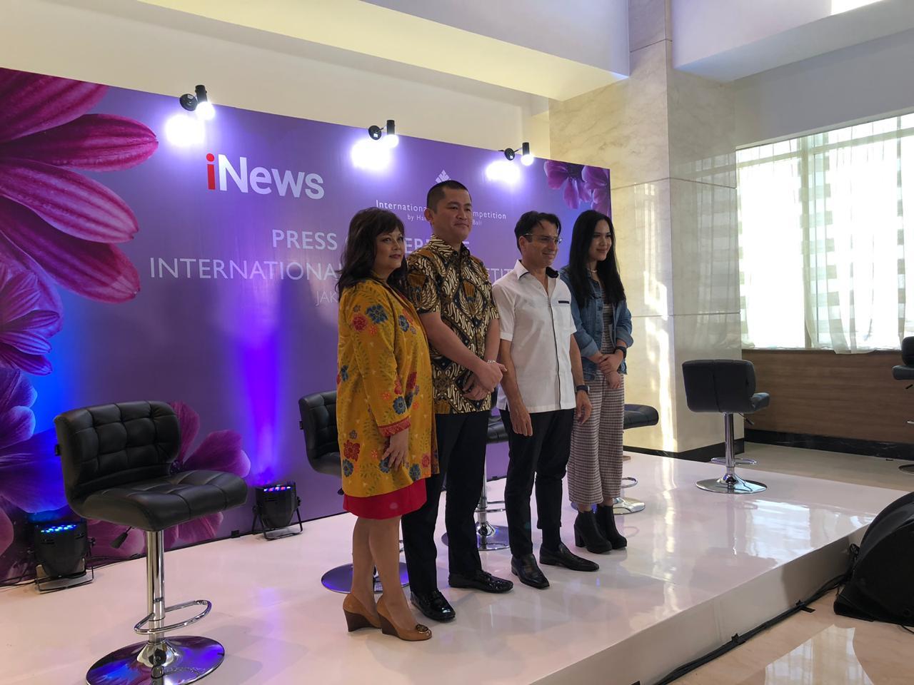 Pertama di Indonesia, Bali siap gelar kompetisi berkebun bunga