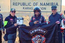 Putra Ketua MA meninggal dunia saat touring moge di Namibia