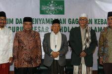 NU minta jatah menteri: dukungan Nahdliyin ke Jokowi tak gratis