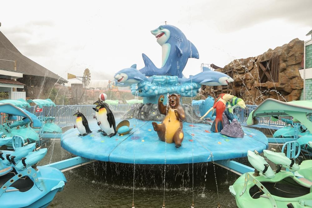 Saloka Theme Park Saloka Theme Park